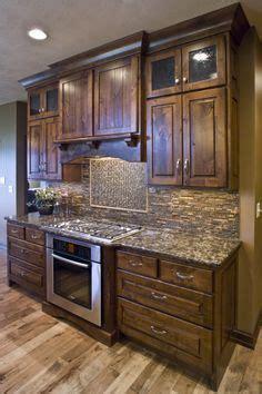pictures of kitchens with backsplash best 25 knotty alder kitchen ideas on rustic 7474