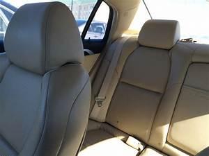 Sold 2008 Acura Tl -black On Tan Interior