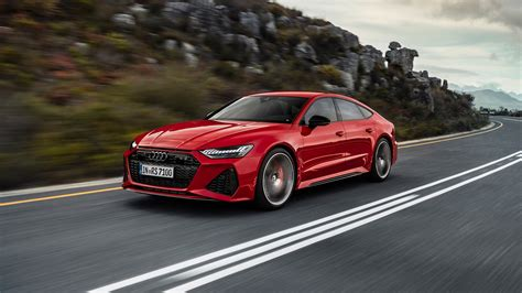 The Audi A7: History, Photos, Generations, Specifications
