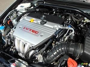 2008 Acura Tsx Sedan 2 4 Liter Dohc 16v I