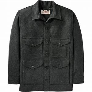 Filson Mackinaw Wool Cruiser Jacket - Mens