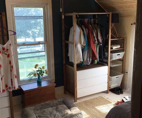 shelf brackets ikea hack ivar for an open wardrobe system dan nix