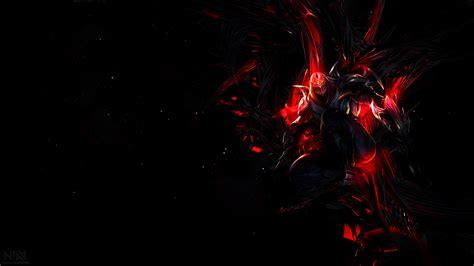League Of Legends Wallpaper  Zed By Aliceemad On Deviantart