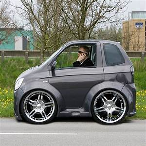 Smart Car Body Kits. New Favorite Things.