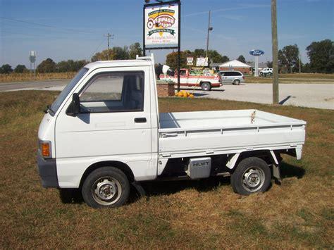 Daihatsu Trucks by Daihatsu Hijet Truck 4 A Looking Daihatsu