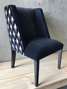 Modern, Wingback, Dining, Chair