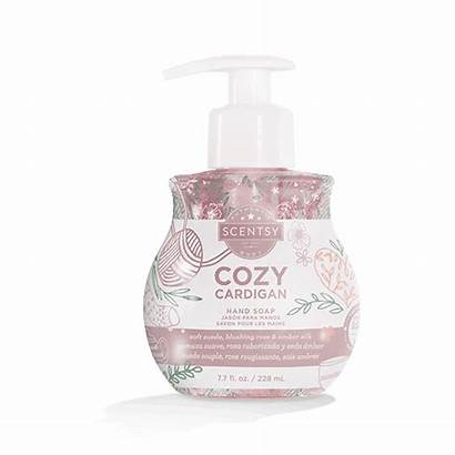 Scentsy Cozy Cardigan Soap Usa Scents Bliss
