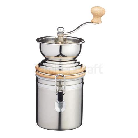de cuisine magimix moulin à cafe manuel boite inox lexpress trémie inox la
