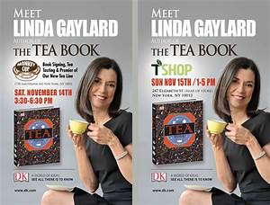 The Tea Book Update: Book signings in New York City   The ...