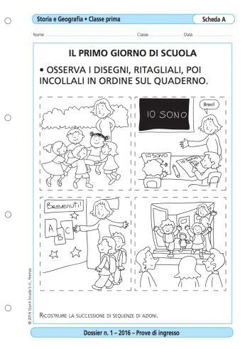 Prove Ingresso Prima Media Storia Prove D Ingresso Storia E Geografia Classe 1 La Vita