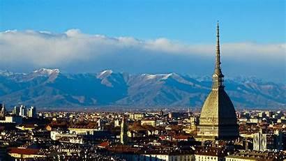 Torino Panorama Mole Sfondi Desktop Sfondo Fascino