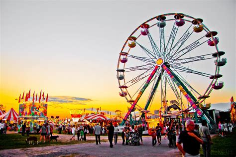 fresnos   spring fair    weekend