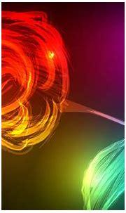 flowers, Colorful, Digital Art Wallpapers HD / Desktop and ...