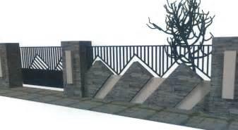 Minimalis Modern House Design Design House Pagar Rumah PAGAR RUMAH MINIMALIS 2014 Desain Pagar Minimalis Modern 26 Macam Desain Pintu Gerbang Rumah Terbaru Saat Ini June 2016 Sarutur
