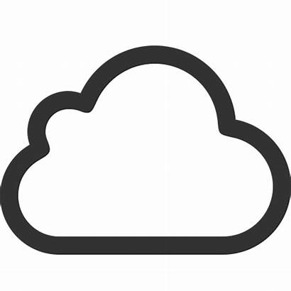 Cloud Icon Weather Forecast Icons Security Vector