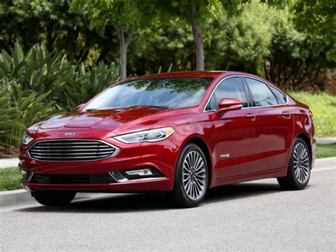 ford fusion hybrid road test  review autobytelcom