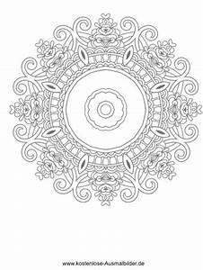 Mandala Erwachsene Ausmalen Malvorlagen Mandala