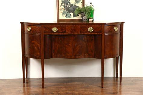 sold henredon natchez collection vintage mahogany