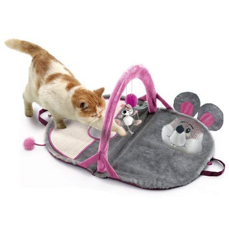 tapis d 233 veil pour chaton jouet interactif pour chat