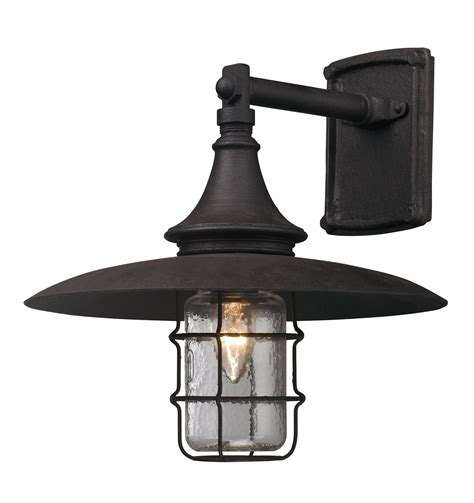 troy lighting b3221 allegheny transitional outdoor wall