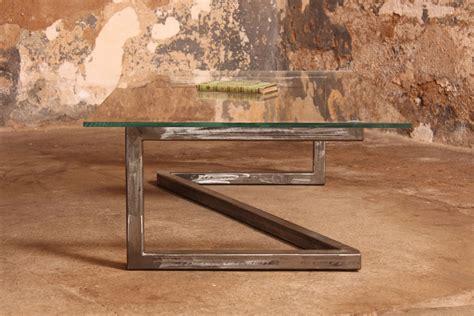 table bureau verre barnabé designtable basse métis verre securit
