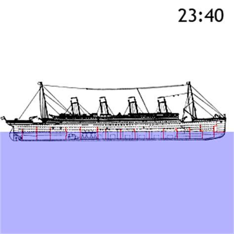 Titanic Sinking Animation by File Titanic Sinking Animation Gif Wikimedia Commons