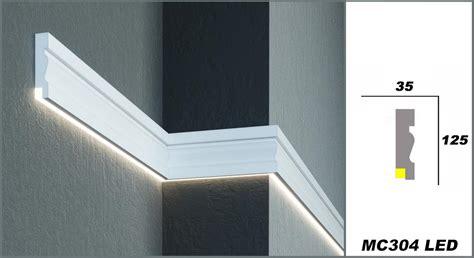Baustoff Polystyrol Schnell Flexibel Und Leicht In Der Verarbeitung by 2 Meter Led Wandprofil Fassadendekoration Haus Sto 223