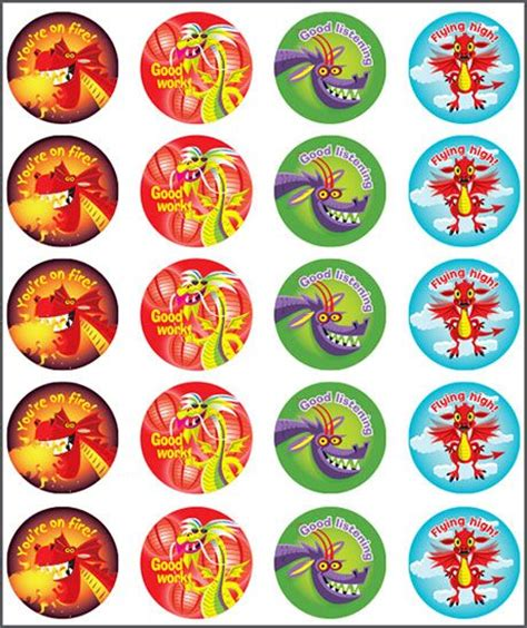 17 Best Images About Classroom Merit Stickers On Pinterest