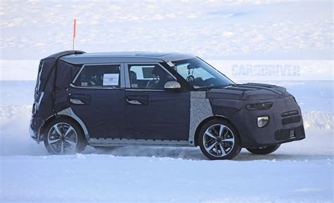 2019 Kia Soul Spied, May Get Awd  News  Car And Driver