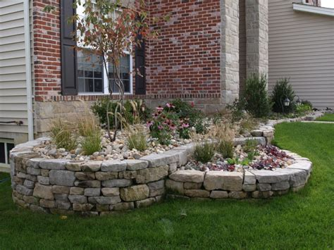 landscaping blocks block retaining walls landscaping st louis landscape design landscape architecture