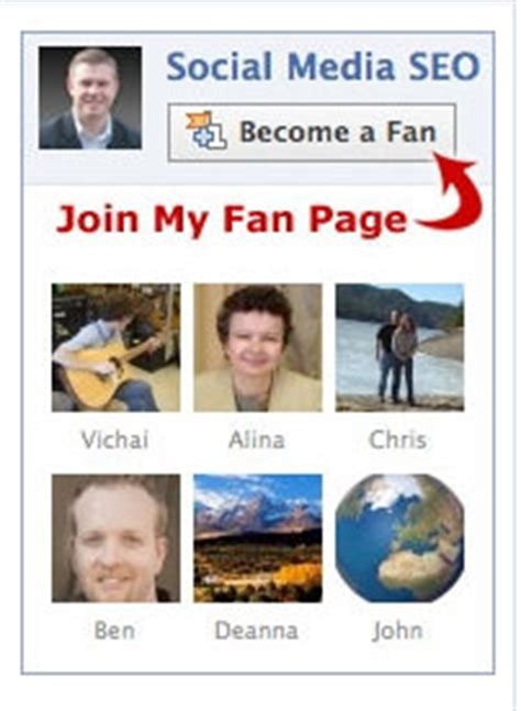 facebook fan page promotion 4 simple yet powerful ways to promote your facebook fan page