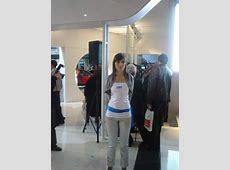 Buenos Aires Auto Show The Girls Top Speed