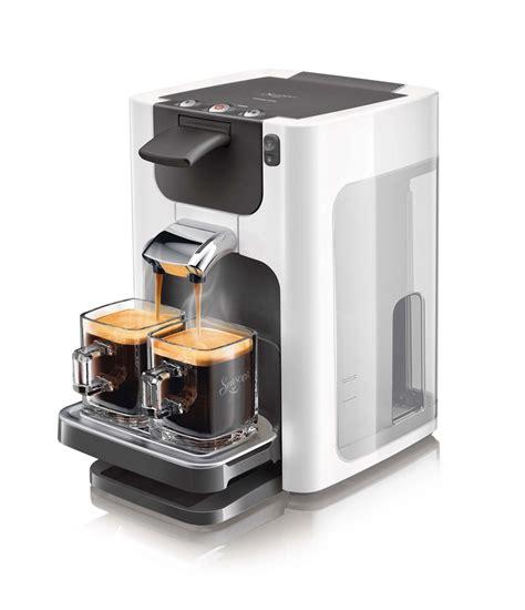 PHILIPS HD7864/11 Senseo Quadrante Blanc Titane (HD7864/11) Achat Cafetiere A Dosette   GrosBill