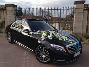 Mercedes Classe S Limousine : mariage mercedes benz class s 2010 2018 mariage location ~ Melissatoandfro.com Idées de Décoration
