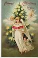 Merry Christmas Angel - HD Wallpapers Blog
