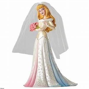 disney showcase aurora wedding figurine hsamuel With robe de la princesse aurore