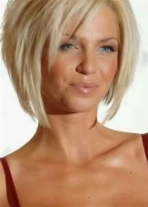 Coupe Courte Visage Ovale : coupe cheveux femme 60 ans visage rond yj73 jornalagora ~ Melissatoandfro.com Idées de Décoration