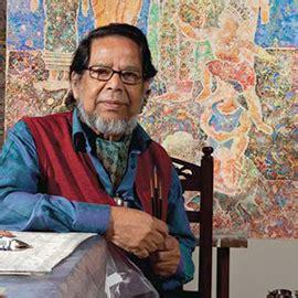 Sakti Burman Paintings   Gallerie Nvya