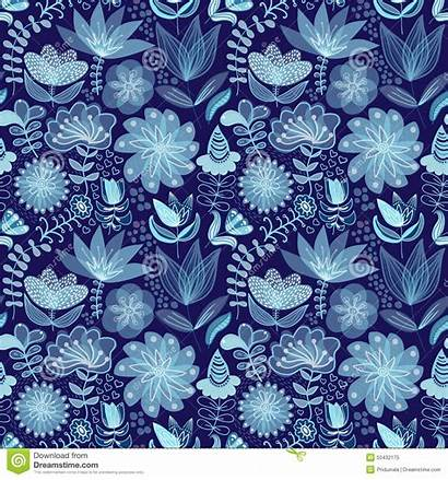 Summer Texture Pattern Seamless Abstract Floral Spring