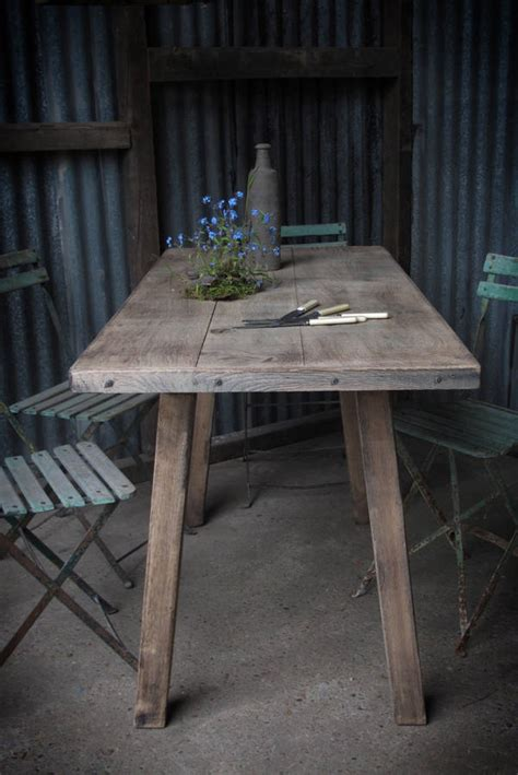 bleached oak dining table bleached oak dining table desk by quirky interiors