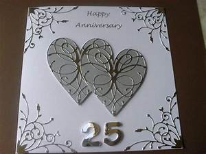 25th Wedding Anniversary Invites 25th Wedding