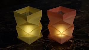 Windlichter Basteln Weihnachten : basteln zu weihnachten windlichter aus papier falten diy youtube ~ Yasmunasinghe.com Haus und Dekorationen