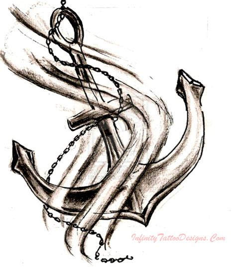Anchor Tattoo Ideas And Meanings