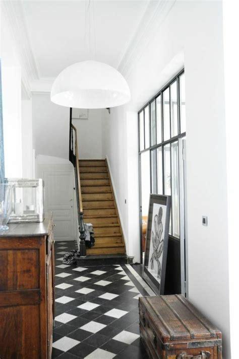 1000 ideas about carrelage noir et blanc on pinterest