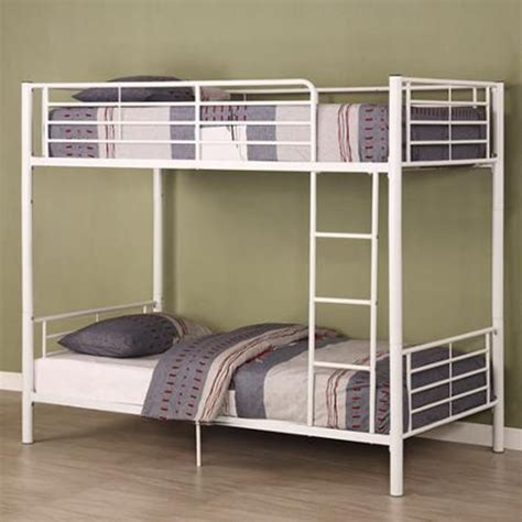 high quality wrought iron marine bunk bed  army