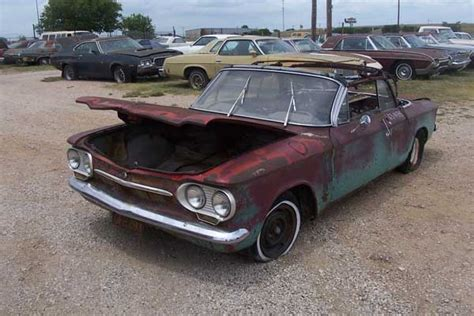 Ctc Auto Ranch Parts Cars Chevrolet Corvair