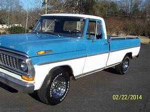 Newly Purchased  1970 F100 Sport Custom - Ford F150 Forum