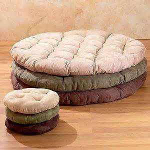 micro suede papasan cushions chair from cost plus world