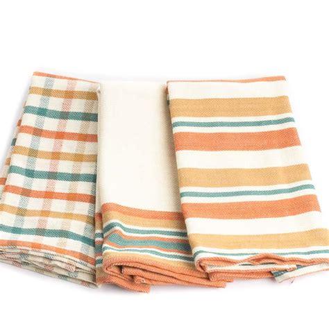 Decorative Kitchen Towel Sets by Naples Sunset Cloth Dish Towel Set Textiles And Linens