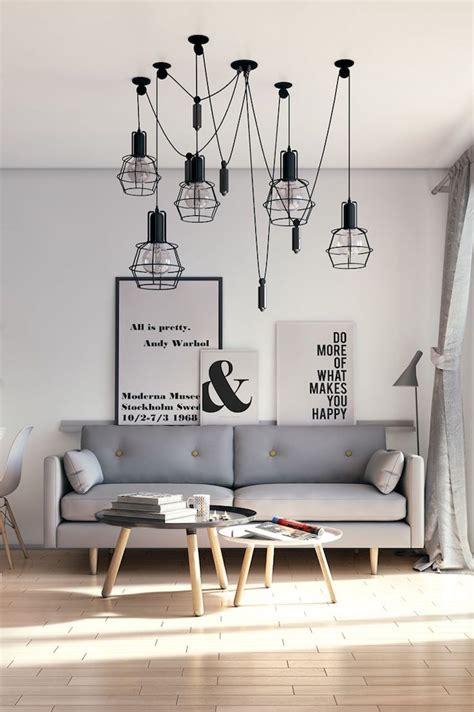 canape suedois vintage 1001 idées salon nordique minimalisme et chaleur